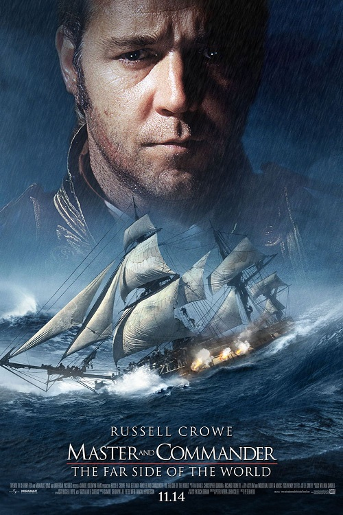 MASTER &COMMANDER ¥ ONE SHEET COMP _ H.2 ¥ 6/04/03.psd